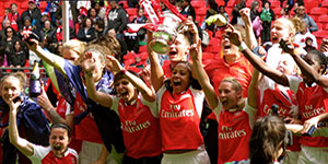 Arsenal, FA Cup Winners 2016