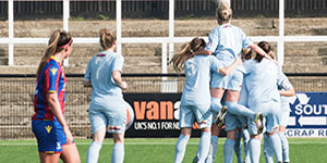 Crystal Palaces v Lewes, FAWPL Cup