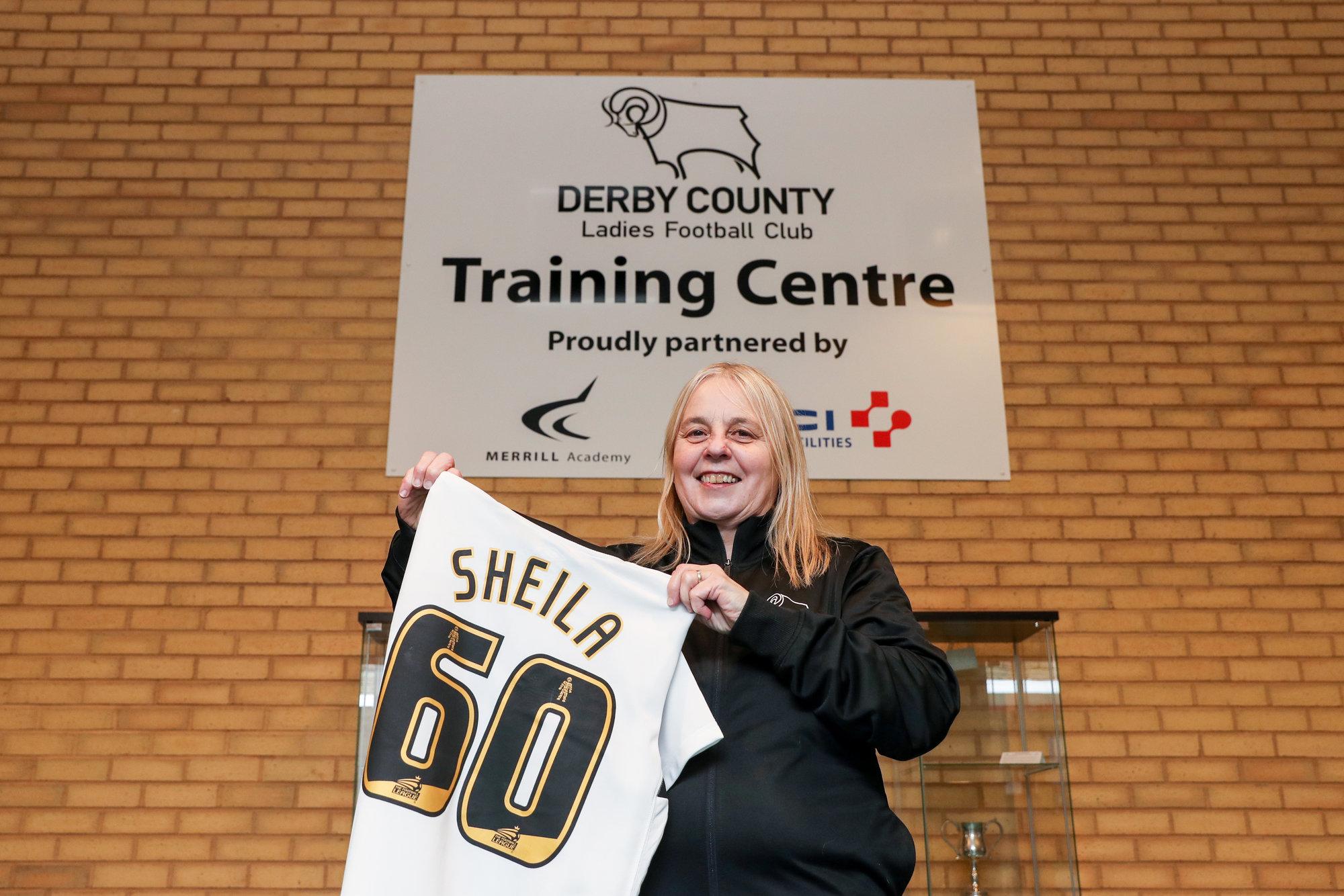 Sheila Rollinson FA Cup