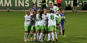 Wolfsburg v Chelsea, UWCL