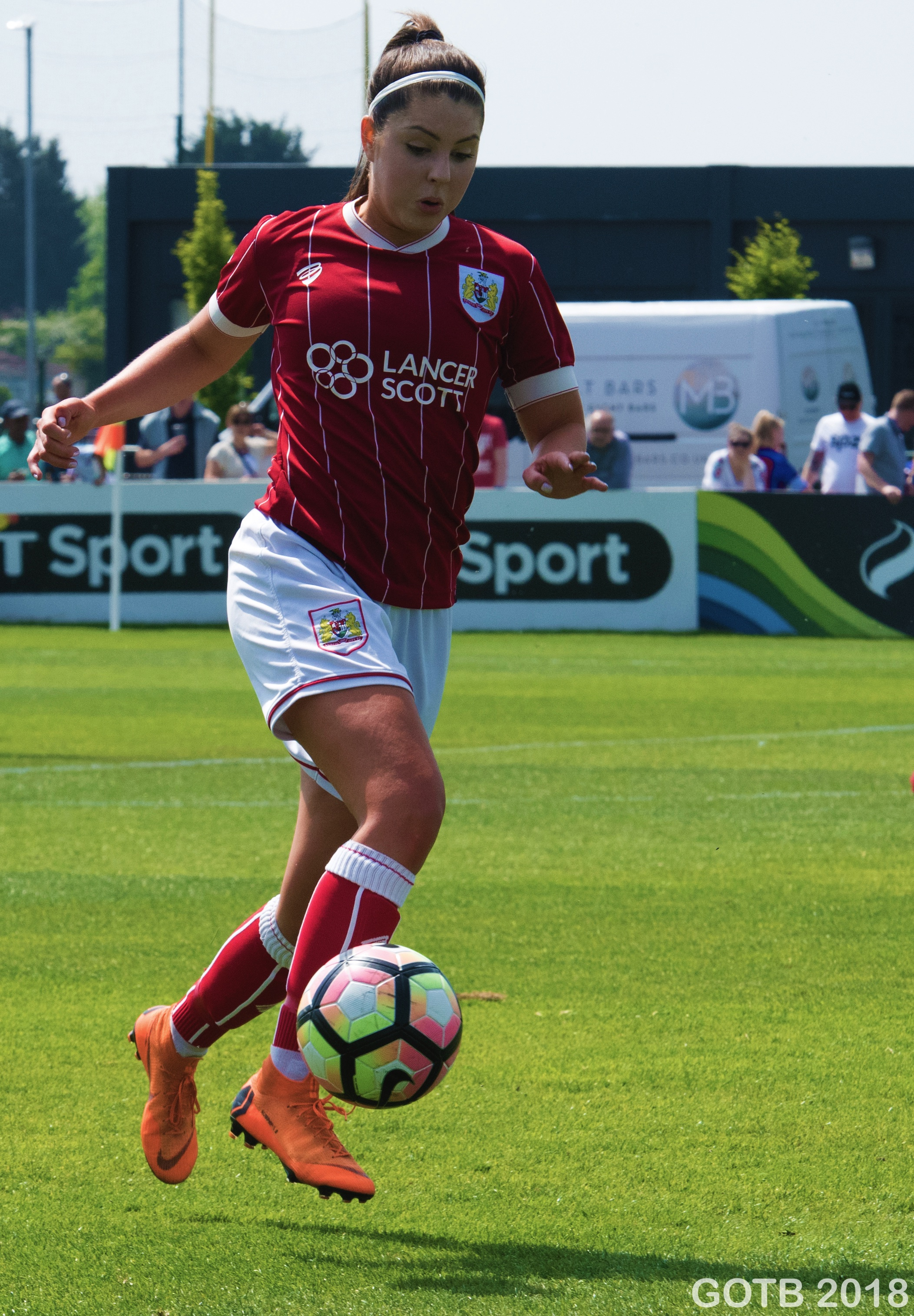 Carla Humphrey, Bristol City